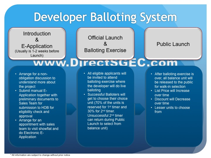 Developer Balloting System