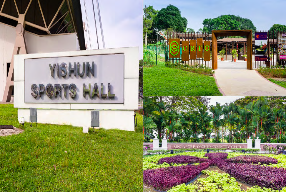 Yishun Sports hall