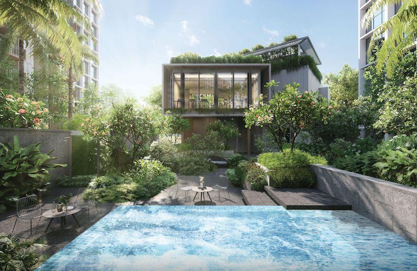 Parc Greenwich Executive Condominium